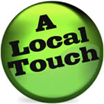 Stay in touch locally