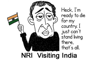 True Facts about Indian returning from overseas