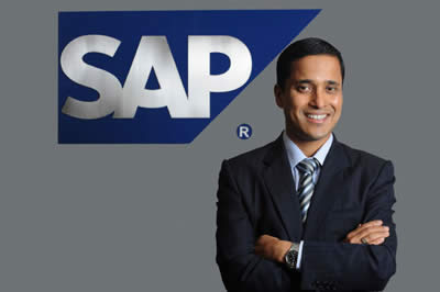 Ranjan Das Former CEO of SAP India